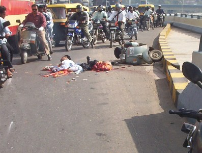 Gruesome Accident Pictures http://profvinodkumarb.wordpress.com/